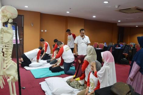 Seminar dan Workshop Yumeiho Indonesia di Bandung